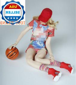1/6 Scale Women Adidas Sports Dress Shoes Accessories Set Fo