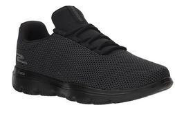 15727 Black Skechers shoe Go Walk Women's Lace Up Comfort Ca