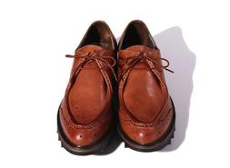 2 Color Size 5-13 Genuine Leather Lace Up Pointed Oxford Men