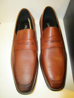 Bar III 3 Beau Textured Penny Loafers Shoes Size 12M Dark Ta