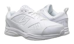 New Balance Men's MX623v3 Casual Comfort Training Shoe,  Whi