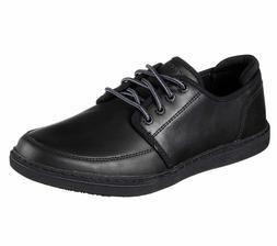 65270 Black Skechers shoe Men Memory Foam Sport Comfort Dres