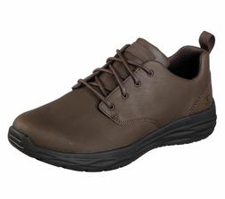 65624 Brown Skecher shoes Men's Memory Foam Casual Comfort D