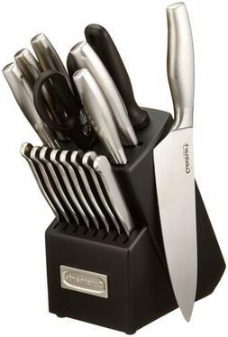 Cuisinart C77SS-17P 17-Piece Artiste Collection Cutlery Knif