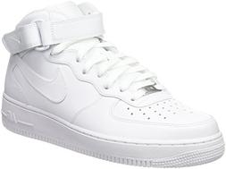 Nike Air Force 1 Mid '07 White/White Mens 7 US