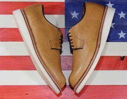 "Thorogood American Heritage 6"" Soft Toe Wedge Black Boots  U"