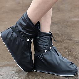 Zmart Anti-slip Reusable Rain Boots Shoe Covers Waterproof A