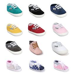 Baby Shoes For Toddlers 0-3 12-18 6-12 3-6 Months Size 4 5 3