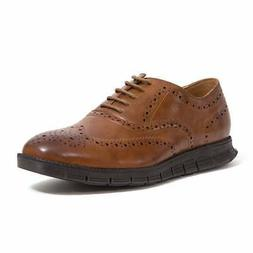 Deer Stags Benton Wingtip Toe Lace Up Dress Shoes  Dress   D