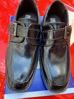 black dress shoes 10m brand new never