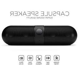 Bluetooth Wireless Speaker Mini Portable Super Bass For Smar