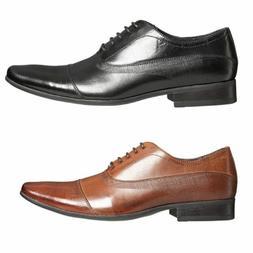JULIUS MARLOW Borris Mens Shoes Lace Up Dress Work Formal Bl