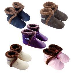 Boy Girl Soft Sole Baby Shoe Infant Toddler Kid Child Winter