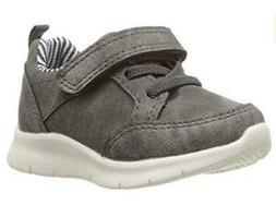 Oshkosh B'Gosh Riepurt Kids Shoes Gray Casual Sneakers Dress