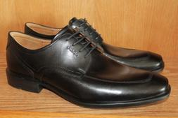 BRAND NEW!!! ECCO CAIRO APRON TOE BLACK LEATHER DRESS  Shoes