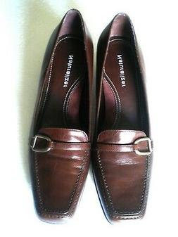 Naturalizer Brown Leather Dress Shoes Women's Size 6 M