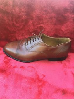 Giorgio Brutini  Brown Mens Shoes Size 7.5 Extra Wide Width