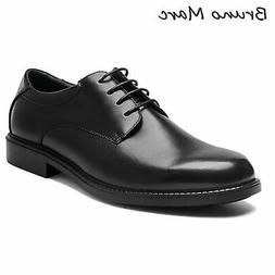 Bruno MARC Mens Oxford Shoes Classic Lace up Casual Shoes Bu