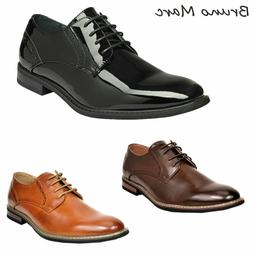 Bruno Marc Mens Oxford Shoes Lace Up Leather Lined Classic B