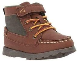 carter s bradford brown kids hiking boots