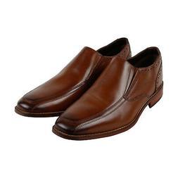 Florsheim Castellano Mcsl Mens Tan Leather Casual Dress Slip