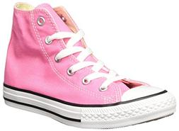 Converse Chuck Taylor All Star Hi Shoes - Girls' Pink, 11.0