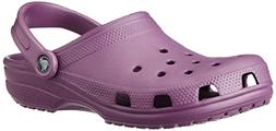 crocs Unisex Classic Clog, Lilac, 8 US Men / 10 US Women