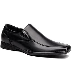OUOUVALLEY Classic Formal Oxfords Slip On Leather Lining Mod