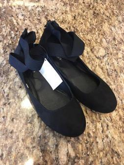 CLEARANCE SALE!! Luoika Womens Size 9.5 Black Dress Shoes