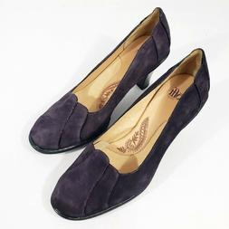 Sofft Comfort Women's Pump Shoes Heels Sz 11M Aubergine Eggp