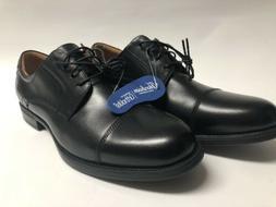FLORSHEIM Comfortech Dress Shoes MEN'S 13 D BLACK LEATHER Or