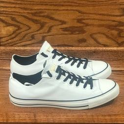 Converse CT OX White Dress Shoes Size Men 11 Women 13