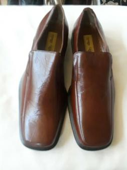 Delli Aldo DAN M16063PL Mens Casual Work Dress Shoes Slip-On