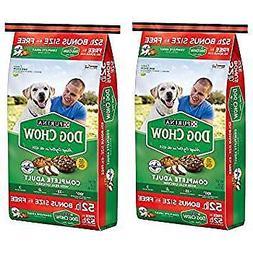 Purina Dog Chow Complete Adult Bonus Size Dry Dog Food, 52 L