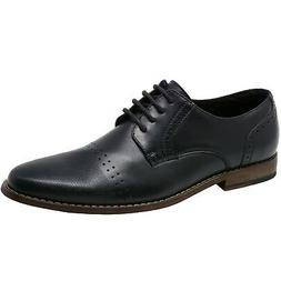 Double Diamond By Alpine Swiss Mens Genuine Leather Lace up