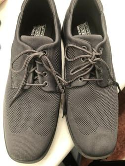 skechers dress knit relaxed men shoes . very nice Memory Foa