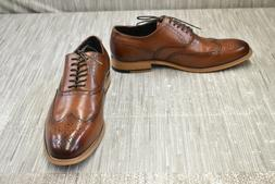 **Stacy Adams Dunbar Wingtip Oxford Dress Shoes, Men's Size