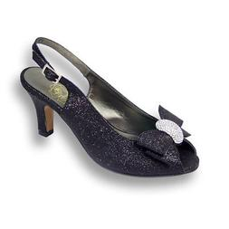 👠 FLORAL Emely Women Wide Width Evening Dress Shoe for We