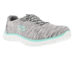 Skechers Women's Sport Empire - Rock Around Relaxed Fit Fas