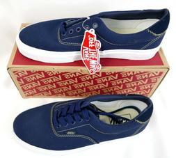 Vans Era 59  Men Shoes Dress Blues/Sand Men Size 9.5 Women 1