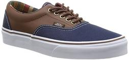 Vans Era  Dress Blues / Potting Soil Skate Shoes  US, Dress