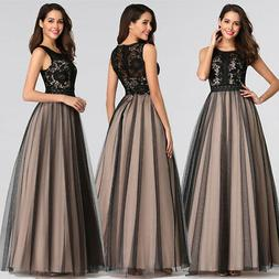Ever-pretty US Long Evening Prom Gown Formal A-line Cocktail
