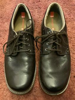 MERRELL Expresso Realm Lace Oxford Black Casual Walking Dres