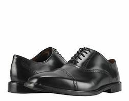 Rockport Fair Oak Cap Toe Black Men's Dress Shoes K71638 Siz