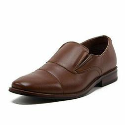 Ferro Aldo Men's 19532 Stitched Cap Toe Slip On Casual Dress