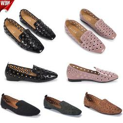 Flat Shoes Women Flats ladies Dress Shoes loafers slip On Ca