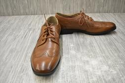 Bostonian Garian Wing Oxford Dress Shoes, Men's Size 9M, Dar