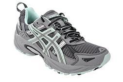 ASICS Women's Gel-Venture 5 Running Shoe  US, Frost Gray/Sil