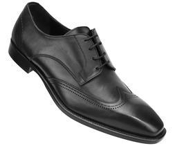 Asher Green Genuine Italian Leather Men's Dress Shoes w/ Cla