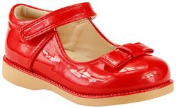 Girl's School Dress Classic Shoes  Mary Jane Glossy Black or